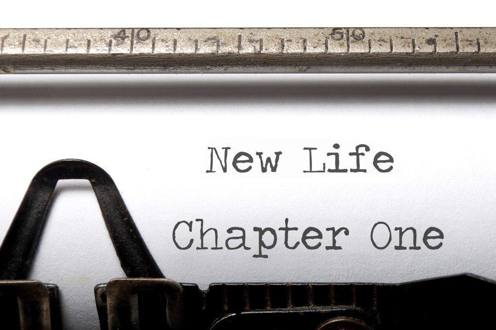 een nieuw leven